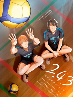 Assistir 2.43 Seiin Koukou Danshi Volley-bu Online