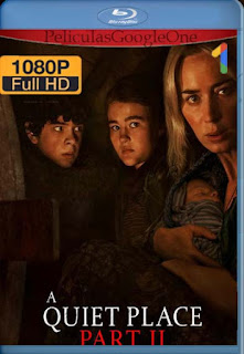 Un lugar en silencio: Parte II (2021)[1080p Web-DL] [Latino-Inglés][Google Drive] chapelHD