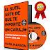 EL SUTIL ARTE DE QUE TE IMPORTE UN CARAJO – MARK MANSON – [AudioLibro y Ebook]