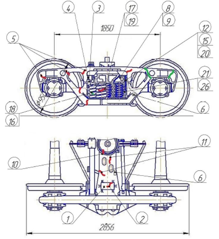 Что относится к техническому обслуживанию номер один железнодорожных транспортеров Самоподаватель шнековый передвижной УСШ