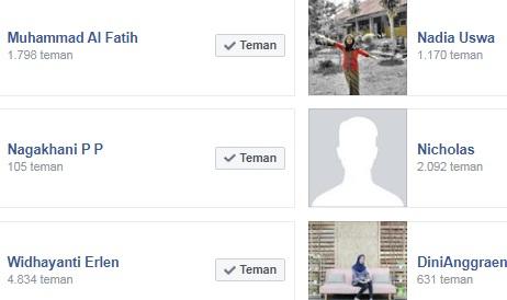 trik menghapus teman facebook