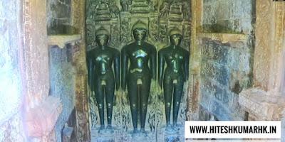 जैन धर्म के तीन तीर्थकार को समर्पित है यह भांड देवल मंदिर, आरंग, रायपुर (छ.ग)