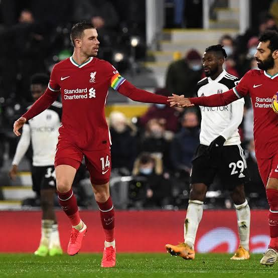 Stream Liverpool vs Fulham match