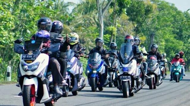 Ada Umroh Via Jalur Touring, Naik Motor Sejauh 12 Ribu Km, Berminat