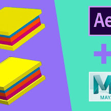 Tutorial AE: Workflow Sederhana Untuk Mencampur 3D Dan 2D di After Effects