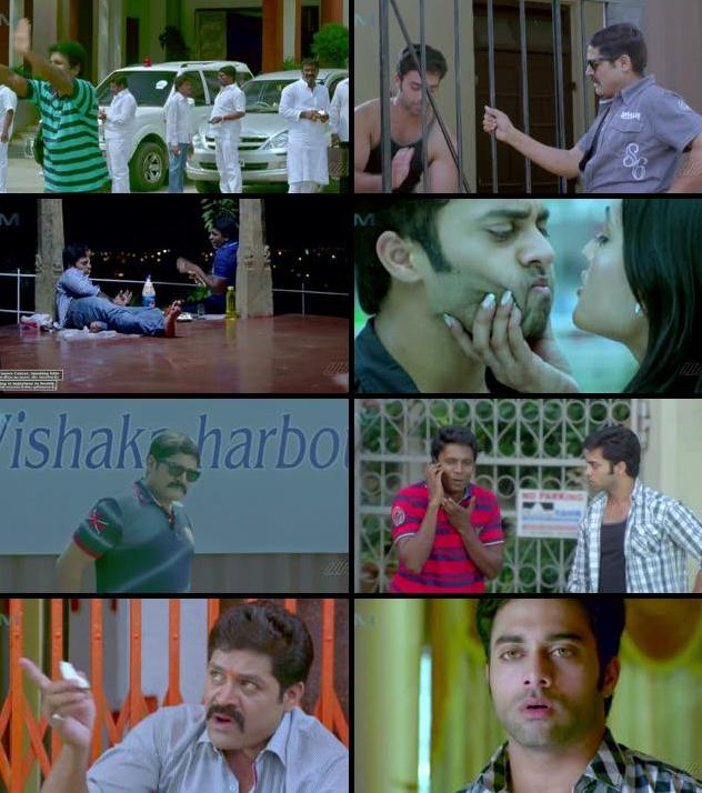 Vasool Raja 2016 Hindi Dubbed 480p HDRip 350mb