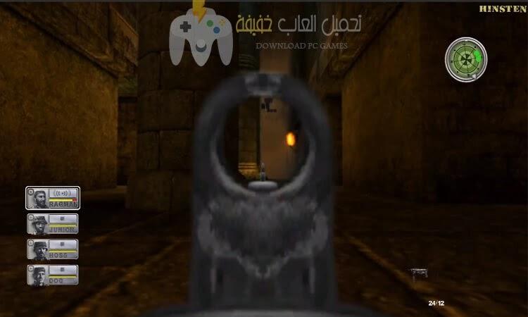 تحميل لعبة عاصفة الصحراء 3 للكمبيوتر من ميديا فاير