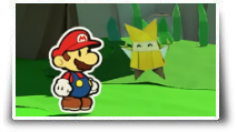 Paper Mario - The Origami King sur Switch