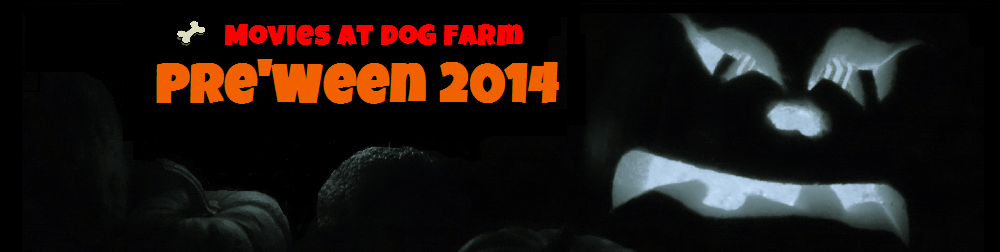 Movies At Dog Farm Pre'Ween 2014 logo