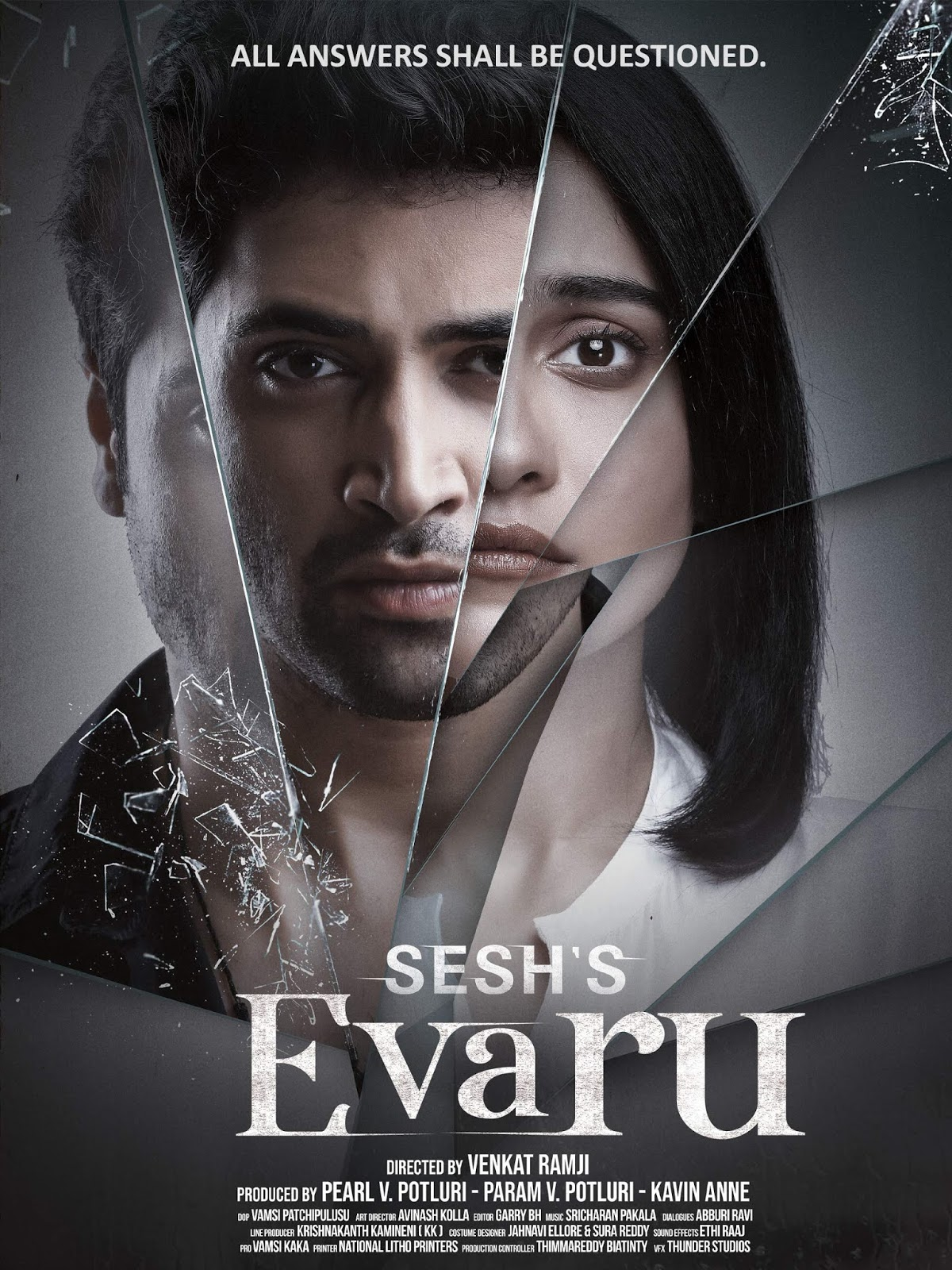 Download Film Evaru (2019) Full Movie Indonesia