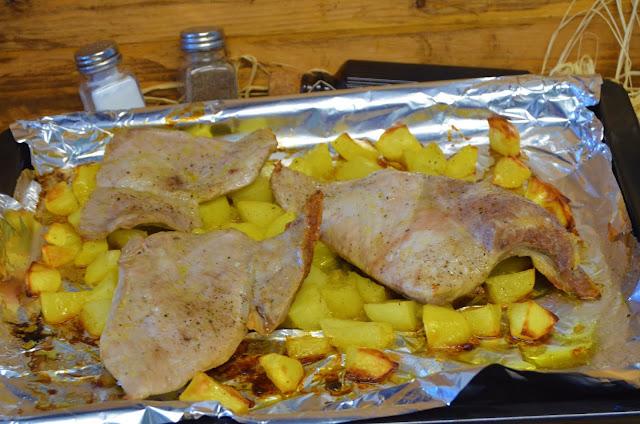Las delicias de Mayte, secreto de cerdo al horno, secreto de cerdo recetas, secreto de cerdo en salsa, secreto de cerdo guisado, secreto de cerdo a la plancha, secreto de cerdo al horno con patatas,