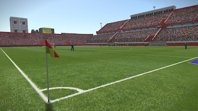 PES 2019 Stadium La Ciudadela by The_Pelado