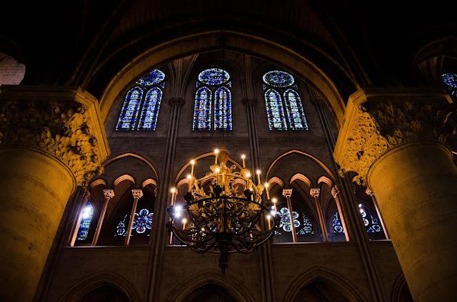 Notre-Dame, katedra, Paryż Paris Francja France