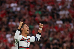 Manchester United (MU) Tawarkan Gaji Besar ke Christian Ronaldo,  Siap Lepas Paul Pogba