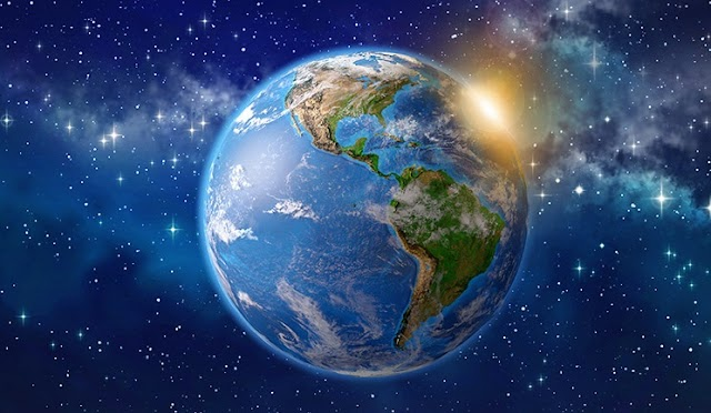 The Earth rotated more rapidly during the year 2020