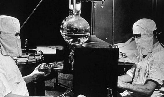 Laboratorium Racun Uni Soviet