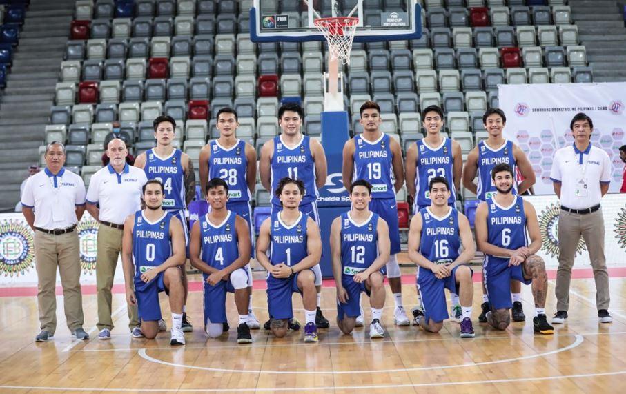Gilas Pilipinas squad