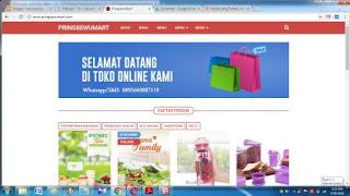 Toko online di Pringsewu