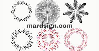 تحميل حزم فرشاة Adobe Illustrator عالية الدقة  و الجودة