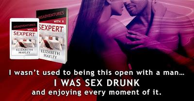 Sexpert%2BTeaser%2B2 Blog Tour: Misadventures with a Sexpert by Elizabeth Hayley
