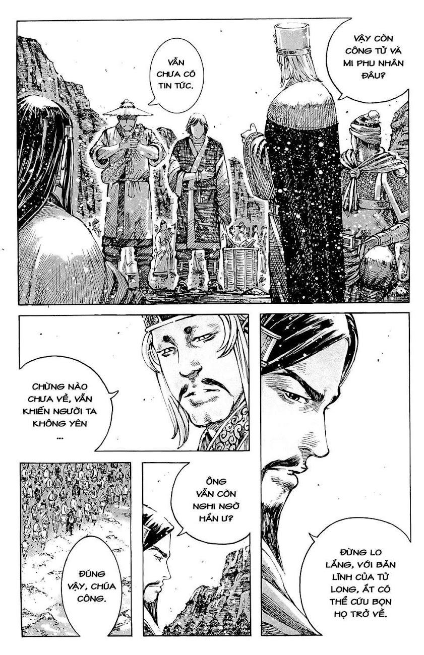 Hỏa phụng liêu nguyên Chương 394: Bất chiến khuất nhân [Remake] trang 3