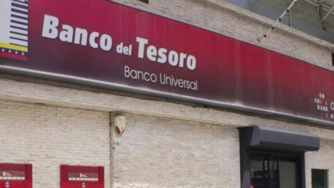 Banco del Tesoro habilitó servicio de menudeo en línea para venta de divisas