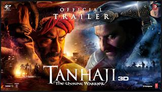 Tanhaji The Unsung Warrior Full Movie Download