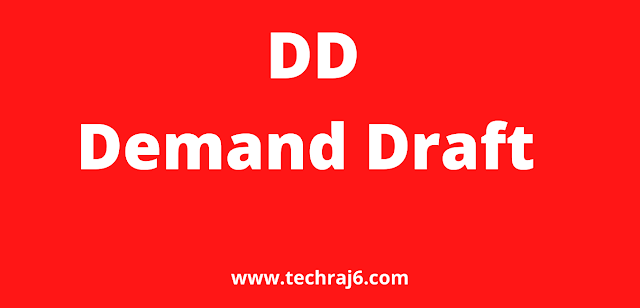 DD full form, What is the full form of DD