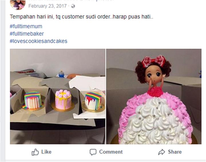 Panduan Bisnes Bakeri Jana Income Sampingan 3-4 Angka