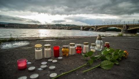 Dunai hajóbaleset: három holttestet rendőrkutyák találtak meg