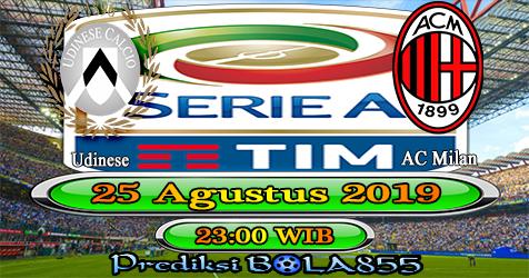 Prediksi Bola855 Udinese vs AC Milan 25 Agustus 2019