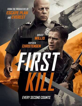 First Kill 2017 Hindi Dual Audio 720p BluRay ESubs
