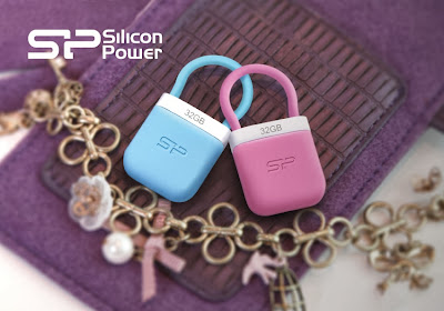 SP/ Silicon Power USB 2.0 Unique 510 and USB 3.0 Jewel J05 Flash Drives
