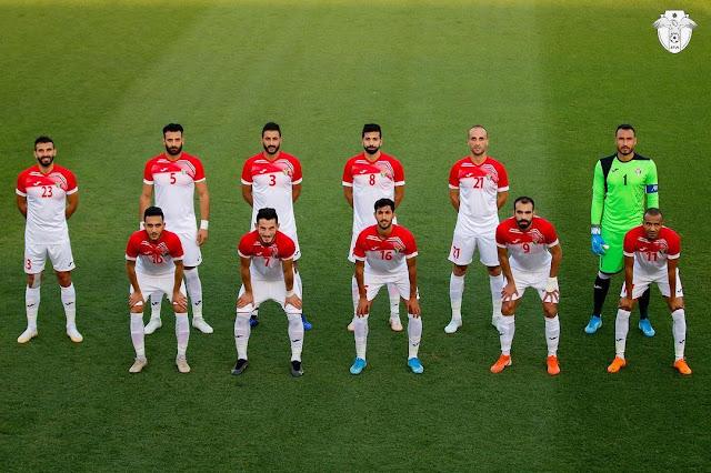 النشامى يغادرون الى البحرين بغياب 4 لاعبين