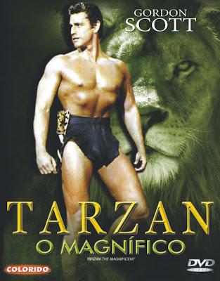 Tarzan%2B %2BO%2BMagn%25C3%25ADfico Download Tarzan: O Magnífico   DVDRip Dublado Download Filmes Grátis