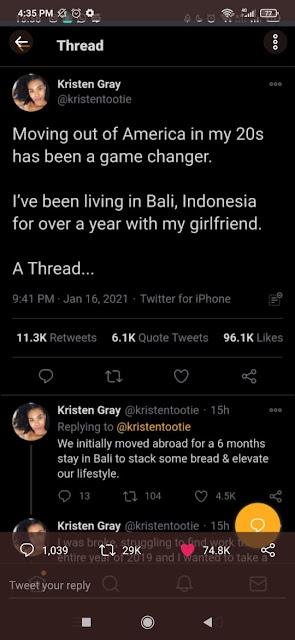 kristen grey viral