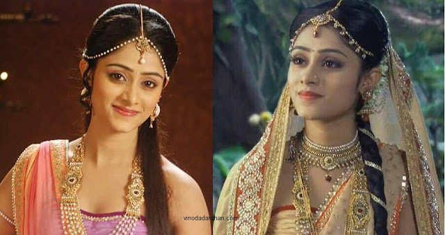 Sangeetha as Sathi-heroine of Hara Hara Mahadeva