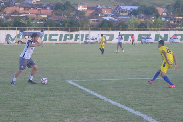 BCN ESPORTES: Central e Seleção de São Joaquim jogam em partida de reinauguração do Tenorão