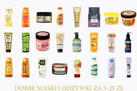 Co do włosów kupić w Rossmannie? Świetne maski i odżywki z Rossmanna za 5-25 zł. - czytaj dalej »