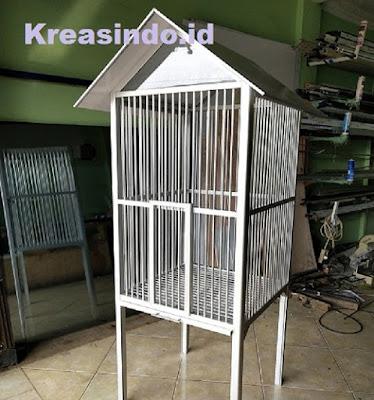Jasa Pembuatan Kandang Burung Beo Alumunium Dengan Harga Terjangkau di Jabodetabek