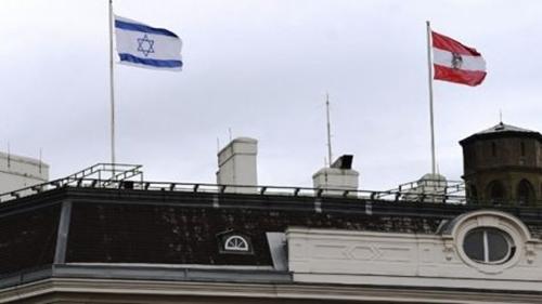 Kibarkan Bendera Israel, Austria Dihujani Kecaman dari Pejabat Turki