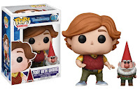 Funko Pop! Toby with Gnome