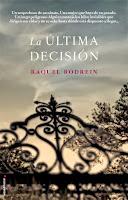 Resultado de imagen para LA uLTIMA DECISIoN-Raquel Rodrein
