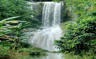 Best hidden waterfalls and Adventurous Kawasan Balilihan bohol philippines 2018