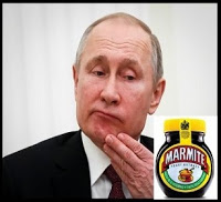 Vladimir Putin to flood the West with Marmite substitute