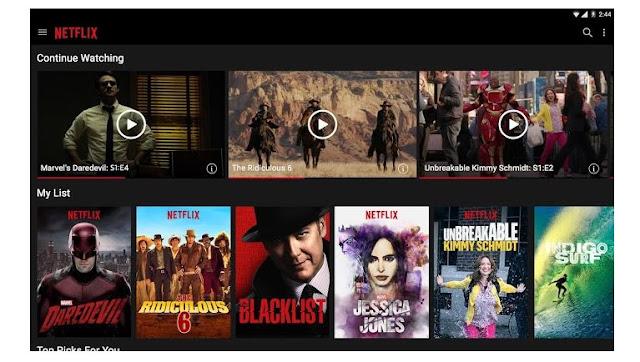 Download Netflix MOD APK V7.35.0 Premium Latest Version