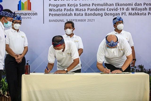 Akan Hadir Destinasi Wisata Baru Di Bandung Timur Melalui Sing Kompak Atuh