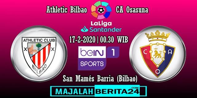 Prediksi Athletic Bilbao vs Osasuna