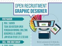 Loker Graphic Designer Pusat Custom Jember