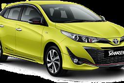 Mod Toyota Yaris Bussid